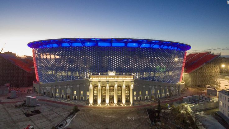 Russia has spent more than $10 billion building stadiums and infrastructure for the 2018 World Cup, which will be the first time football's showpiece tournament has been played in Eastern Europe.