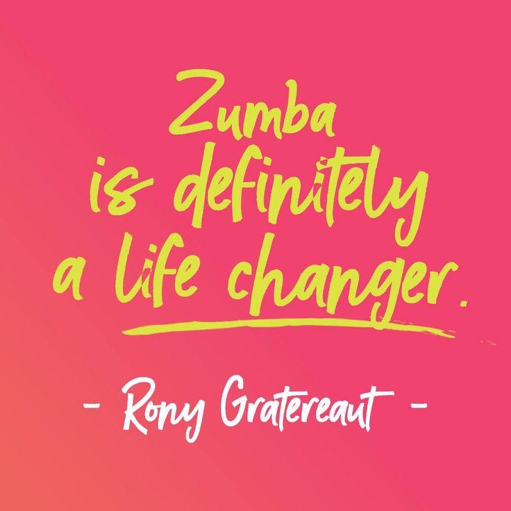 Zumba Fitness Quotes