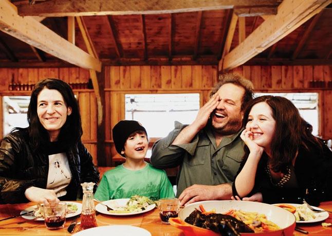 Canada: The Story on Chef Martin Picard's Sweet Spot Cabane à Sucre au Pied de Cochon.