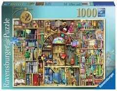 Magisches Bücherregal Nr.2 | Erwachsenenpuzzle | Puzzles | Shop | Magisches Bücherregal Nr.2