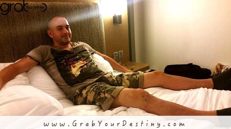 Yes... It's possible to relax in Bangkok :) #ChilledOutInBangkok #GrabYourDestiny #JasonAndMichelleRanaldi    www.GrabYourDestiny.com
