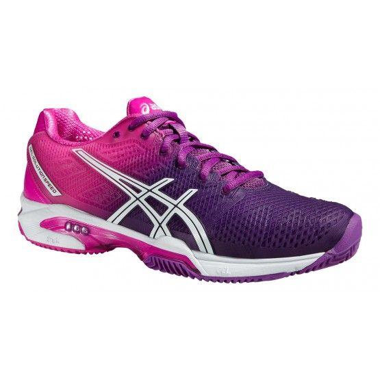 Asics Gel Solution Speed 2 tenisz cipő női pink