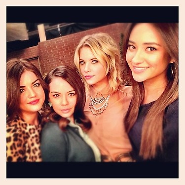 Lucy, Janel,Ashley and Shay