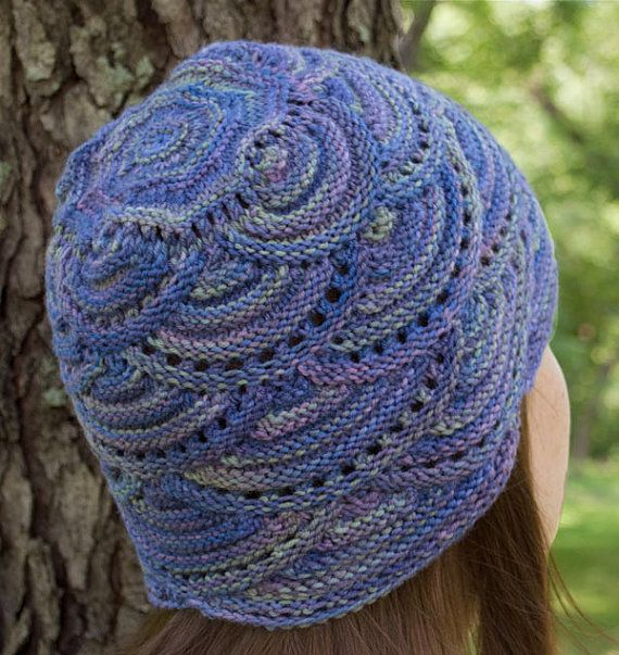 Knitting Stitches Shell Pattern : 1000+ images about Hat Knitting Patterns on Pinterest Cable, Sun hats and R...