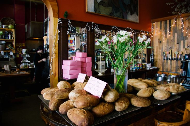 Snapdragon Bakery and Cafe   Vashon Island, Washington