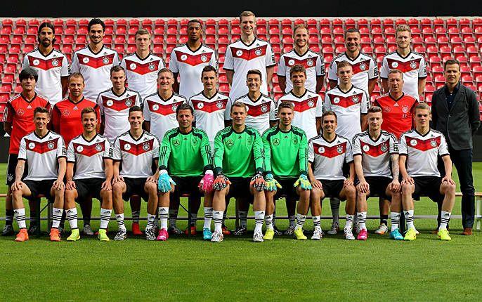 DFB - Deutscher Fußball-Bund e.V. - Nationalmannschaft