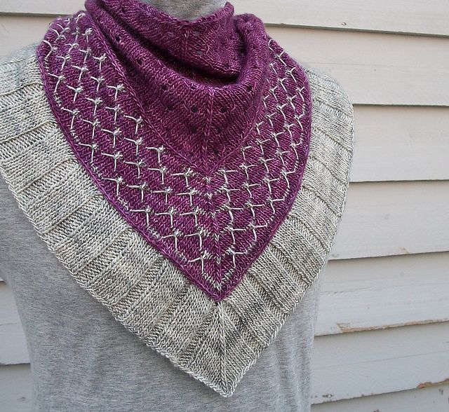Knitting Patterns For Ponchos And Shawls : Best knitted shawls ponchos capelets images on