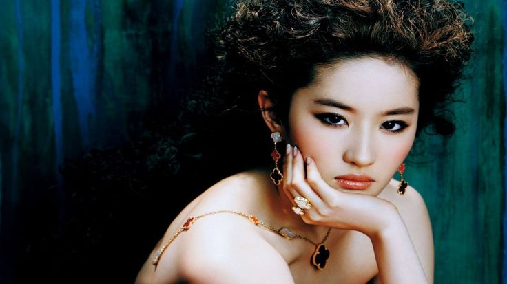 High Resolution Wallpapers liu yifei picture by Paisley MacDonald (2017-03-12)
