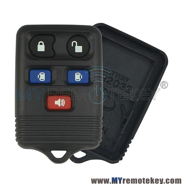 Remote Key Fob Shell Case For Ford Freestar Ford Windstar