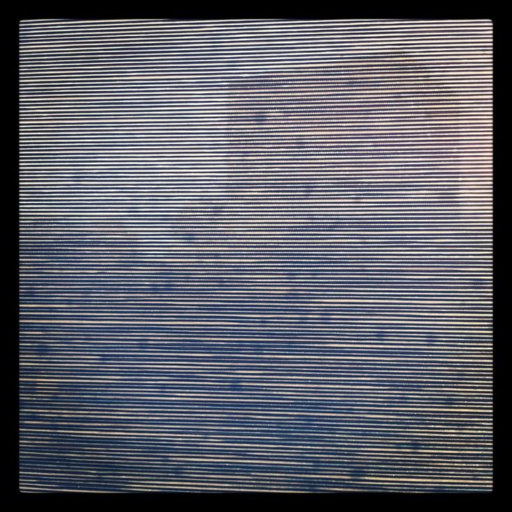 Window and blinds. James Hackworthy 2012