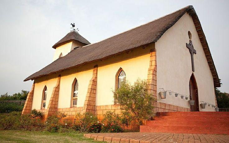 Wedding Chapel at the Askari Game Lodge & Spa, Magaliesberg