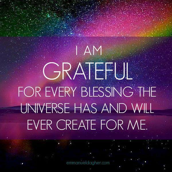 I am grateful – Emmanuel Dagher