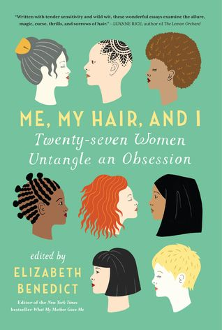 (Adult) Hair is a touchy, tangled topic for many of us. This collection of 27 personal essays explores the relationships of women and their hair.
