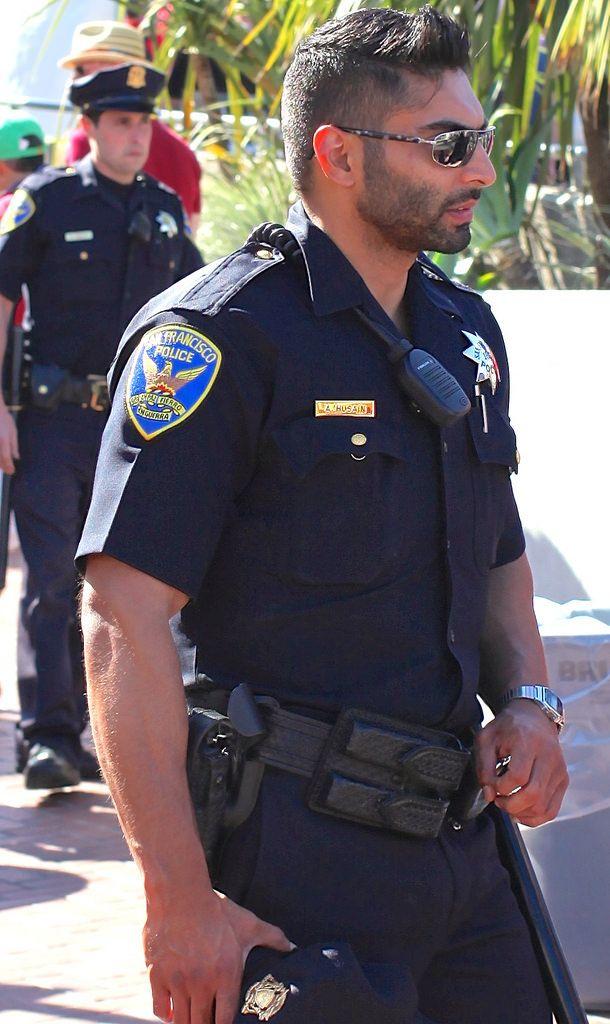 Hot police
