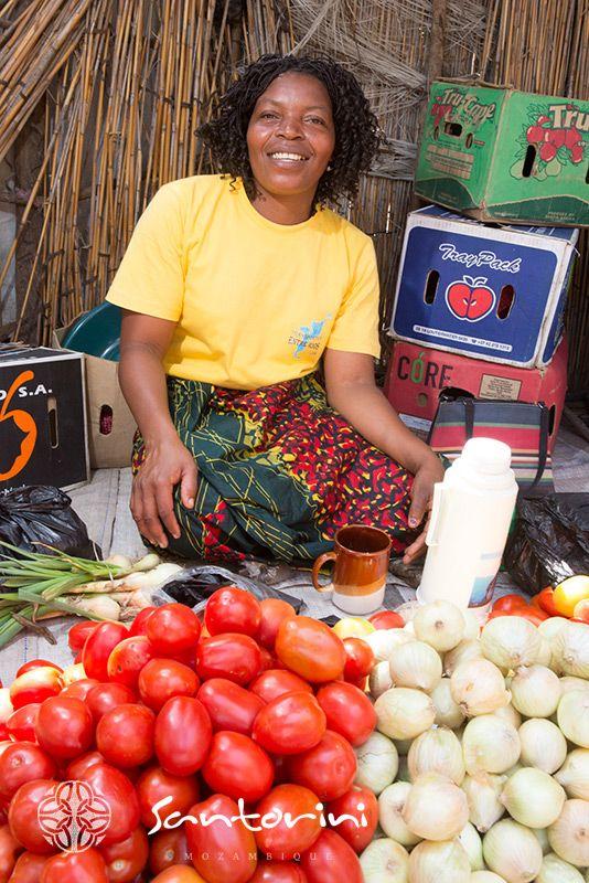 A visit to the Minicipal Market in Vilanculo #santorini #mozambique #vilanculos #bazaruto