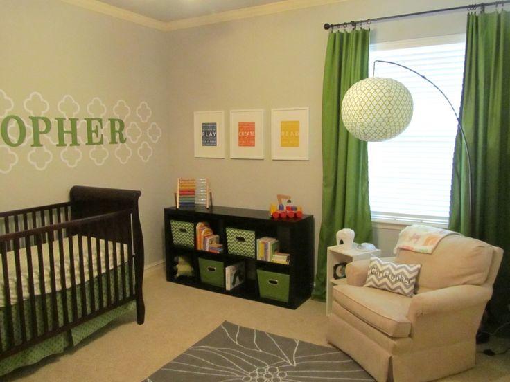 32 best green nursery images on pinterest child room babies rooms