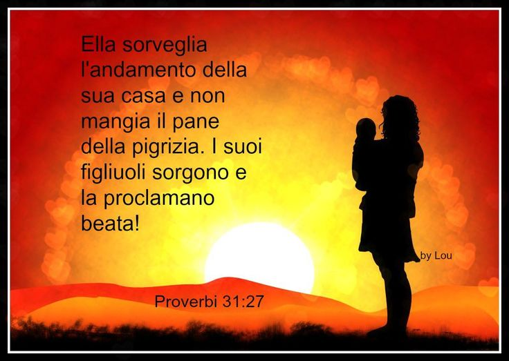 Proverbi 31:27