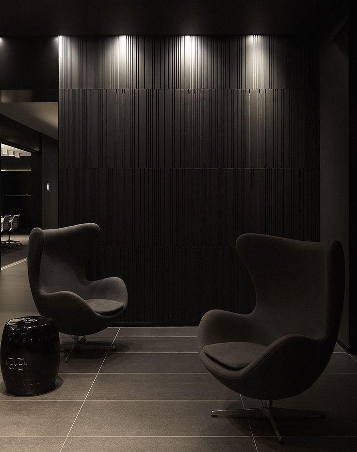 Hotel Ralm. Redgen Mathieson design