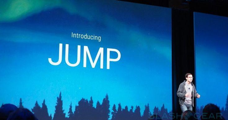 Google anuncia su concepto de realidad virtual con JUMP - http://www.esmandau.com/172440/google-anuncia-su-concepto-de-realidad-virtual-con-jump/#pinterest