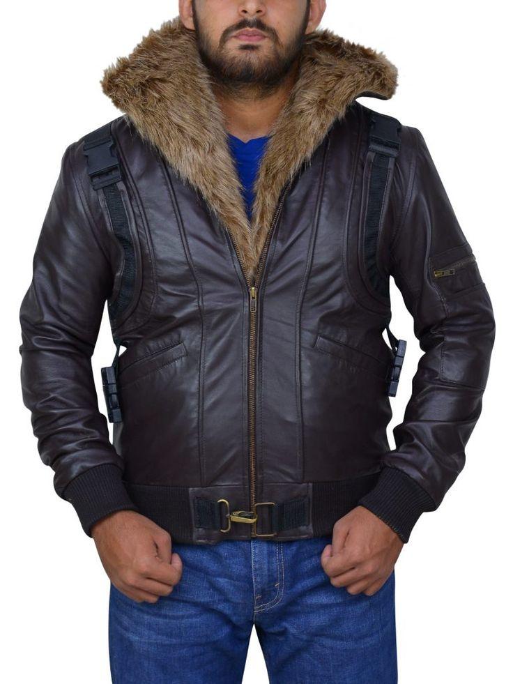 Michael Keaton Spiderman Leather Jacket | Top Celebs Jackets