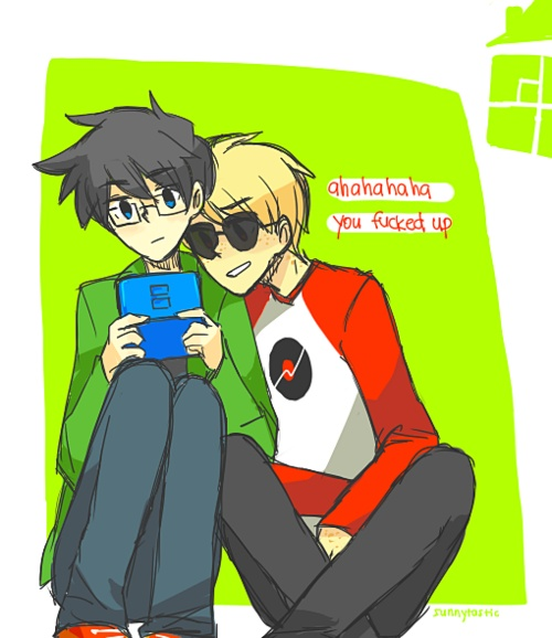 60 best images about Homestuck yaoi on Pinterest ...