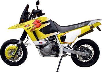 Suzuki DR650 Tires Page