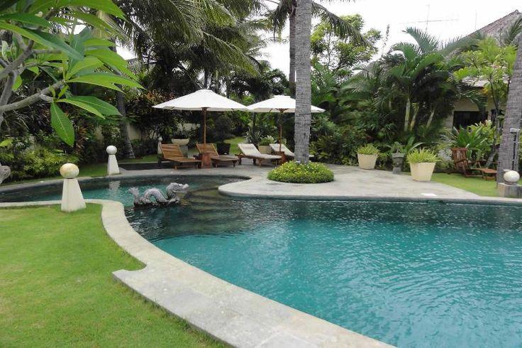 Five Bedroom Beachfront Villa Bahagia Bali in Dencarik