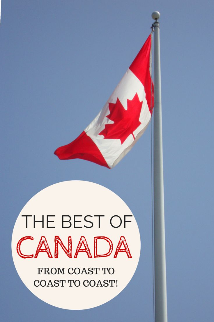 Heading to Canada but only have two weeks? No problem! Here's how to squeeze the most spots into your trip.