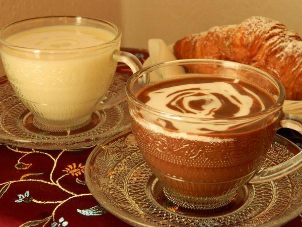 Horúca čokoláda s kokosovým mliekom - Recept pre každého kuchára, množstvo receptov pre pečenie a varenie. Recepty pre chutný život. Slovenské jedlá a medzinárodná kuchyňa