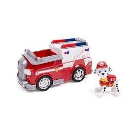 Véhicule et Figurine - Paw Patrol - Marcus et son camion (20068615)