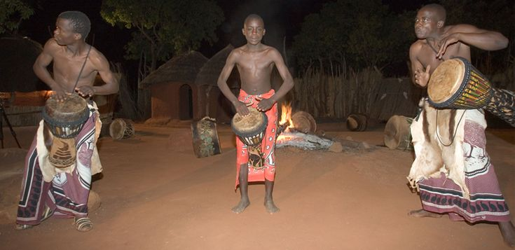 Shangana Cultural Village: What a magnificent war to experience the way Shangaan people lived many year ago.