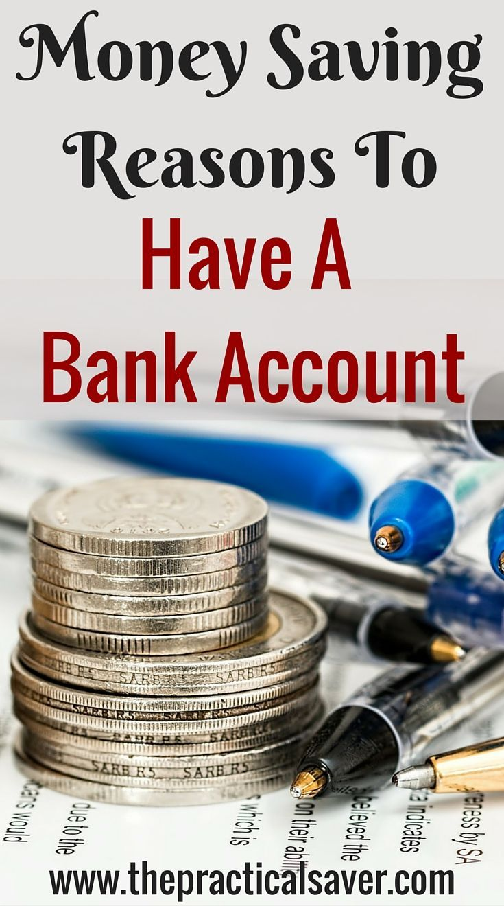 the use and benefits of having a checking account Benefits of a bank account print if you use check-cashing outlets or the piggy bank, you're missing out on the many benefits of managing your money with a bank account.