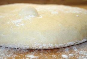 Jamie Oliver pizza tészta
