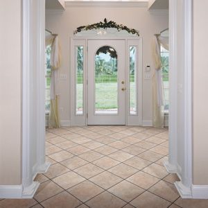 1000 ideas about entryway tile floor on pinterest tiled for Tile in foyer ideas