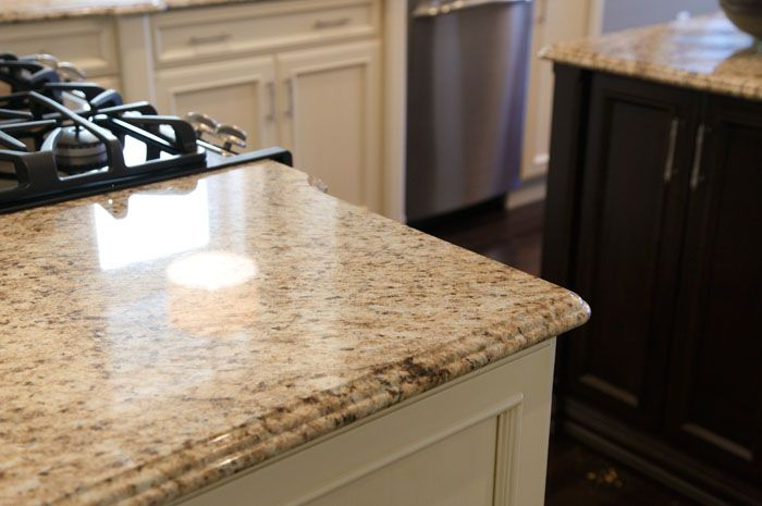 Attention to detail such as double ogee edges make your customized granite countertop second to none