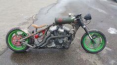 Harley-Davidson Rat Bikes   Rat Bike, One of a Kind! Harley Davidson Titled as 03 Buell