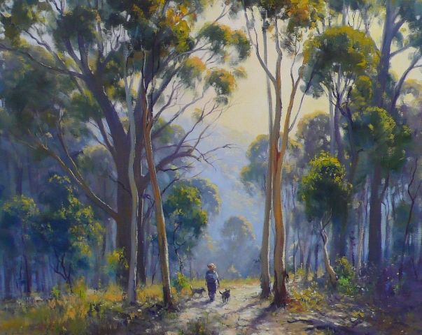 Ted Lewis, Walking the Dogs.