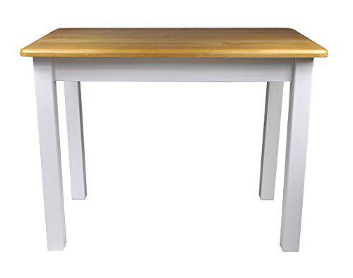 Beautiful Esstisch Tischgruppe Essgruppe Set Mit 2 Stühle Weiß Land Massiv Holz Neu  (Erle)