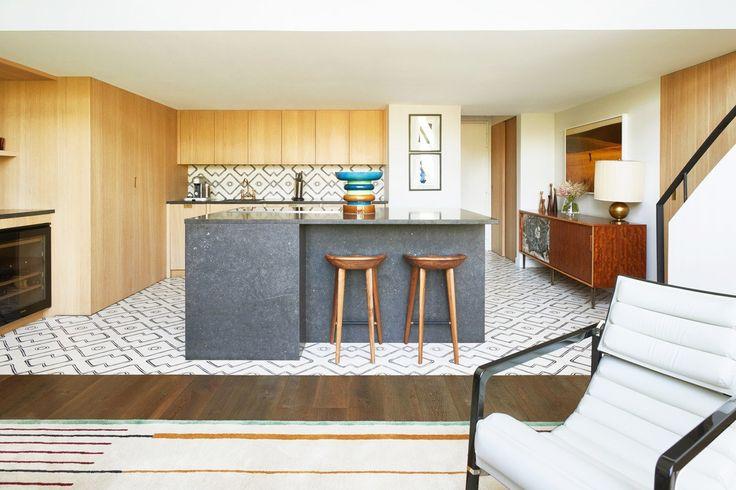 Tour Commune's Latest Design, a Stunning Home in Paris via @MyDomaine
