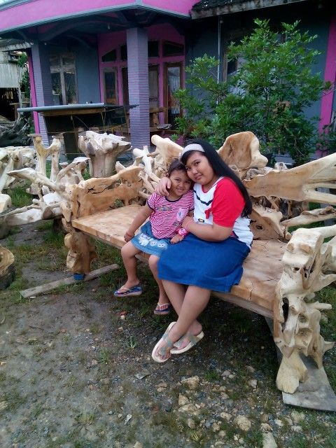 Teak root furniture - Teak root garden chair - kursi taman