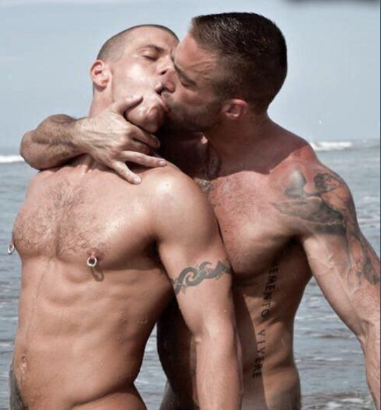 hot men together
