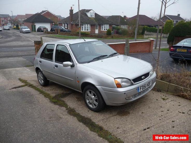 2001 Ford Fiesta 1.25 Ghia #ford #fiesta #forsale #unitedkingdom
