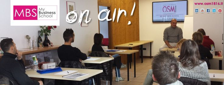 Oggi siamo in diretta dalla scuola per imprenditori MBS a #Livigno. Per saperne di più info@osm1816.it