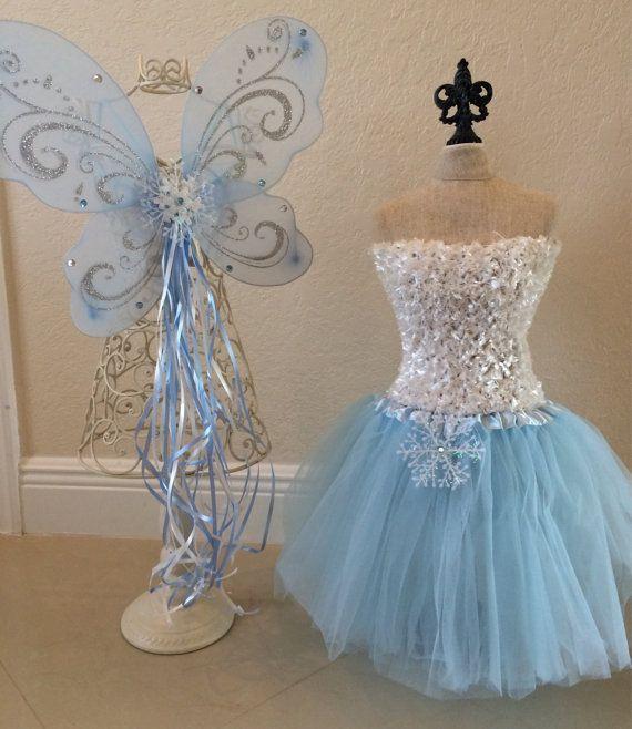 Frozen Elsa Costume Frozen Tutu Elsa Frozen by partiesandfun, $31.00