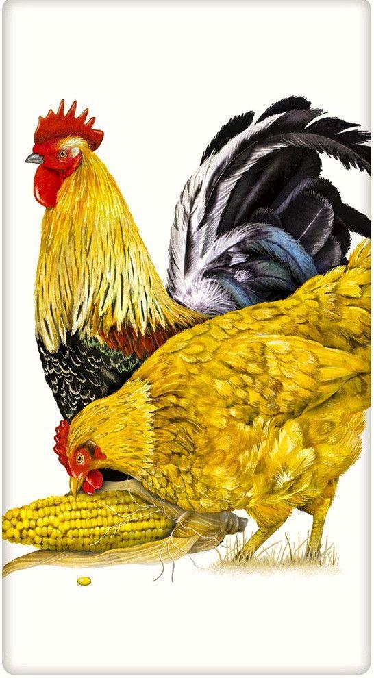 VIDA Statement Clutch - Big Rooster by VIDA DjEm0