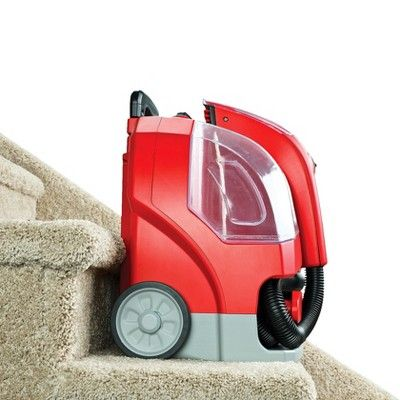 Rug Doctor Portable Spot Cleaner, Red