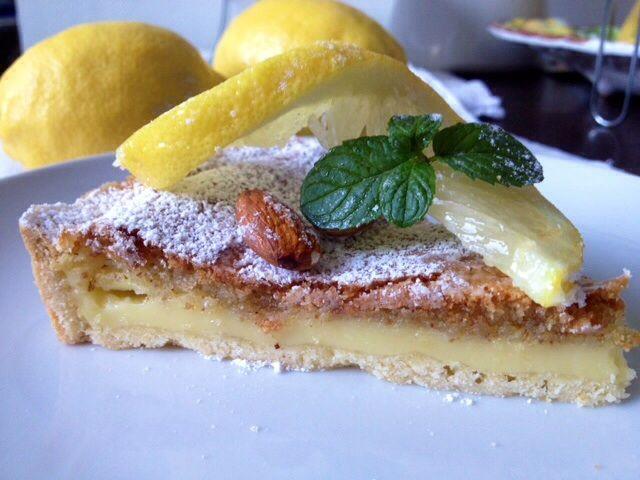 Crostata frangipane e limone senza glutine BlogGz la cucina di miky