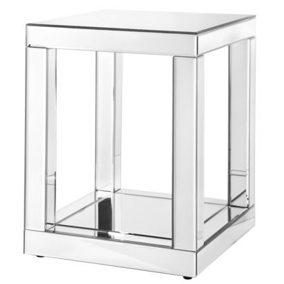 Accent Table - Mirrored