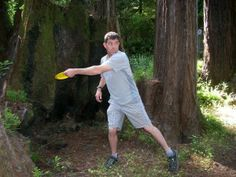 Tips for improving your disc golf backhand shot - All Things Disc Golf