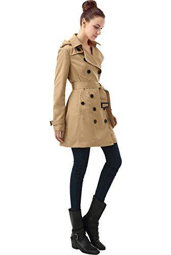 2147 best Trench & Rain images on Pinterest   Women's coats ...
